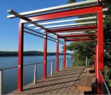Un balcon sur le fleuve