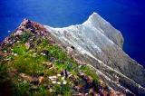 la falaise blanche