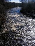 rivière d'automne