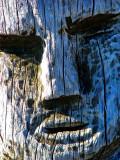 figure de bois