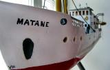 la goélette Matane, la maquette