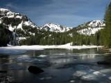 Campbell Lake in June