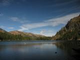 Cliff Lake view