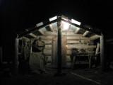 Night at Reynolds Cabin