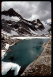 Summer Ice Lake