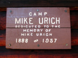 Mike Urich sign