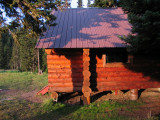 Government Camp cabin