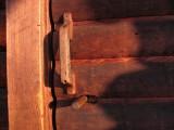 Government Camp door handle