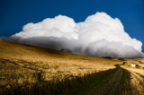 3rd September 2011  storm cloud