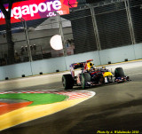 Formula One at Singapore GP 2010