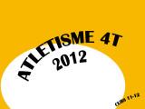 ATLETISME 4t - 2012