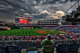 An Evening with the Red Hot Washington Nationals