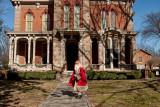 Memphis Victorian Santa Appearances
