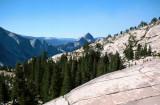 Back of Half Dome
