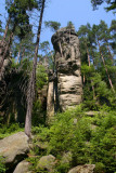Rock Pinnacle at Teplice