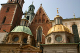 Cathedral at Wawel, Krakow