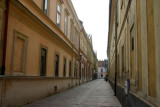 An Alleyway in Kosice