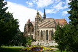 Cathedral at Kosice