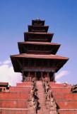 A pagoda in Baktapur