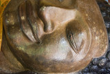 Sleeping Buddha at Wat Preas Ang Thom