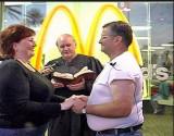 McDonald's Wedding