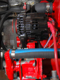 Mount Foot & Clearance to Manifold