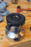Cleaning & Greasing A Lewmar England Winch