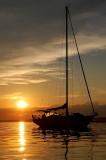 Sunset Frenchboro