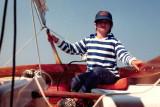 Sailing The Rhodes 19