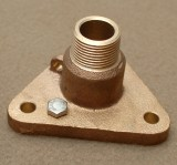 This is a Flanged Adapter Plate