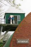 Dagboek van Rottumerplaat: Vogelwachters Nelly van Brederode en Hans Roersma
