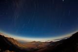 Haleakala - Star trails over Haleakala 25439