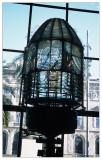 Lighthouse lens assembly