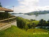 035 Cabana con Represa - El Penol