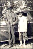 Henry Gaddis Shelton and Martha Ann Mabes Shelton