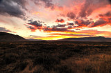 YS1_8555 Sunrise over Bridger Teton Range