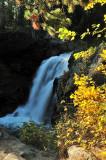 YS1_8611 Crawfish Creek Falls - Yellowstone