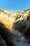 YS1_8827: CRPD7X6: Lower Yellowstone Falls - from above