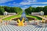 RUS_0264: Peterhoff palace, St. Petersburg