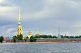RUS_0135: Peter and Paul Cathedral, St. Petersburg
