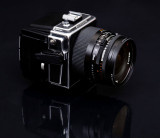 HASSELBLAD 903SWC with PHASEONE P25