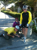 First flat of the year! January 1 2012