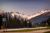 Rogers Pass West Bound