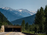 Rogers Pass Snow Shed
