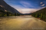 The Mighty Kicking Horse River