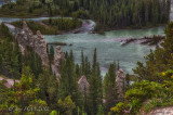 The Hoodoos Banff.