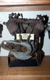 Harley Iron Head Motor