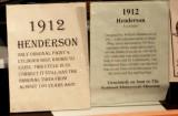 Henderson in Glass