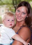 Logan and Aunt Reba