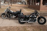 Road King and Forty Eight